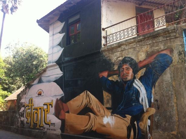 Amitabh Bachchan from Deewar