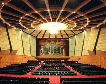 NCPA auditorium