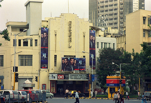 Regal Cinema in Colaba