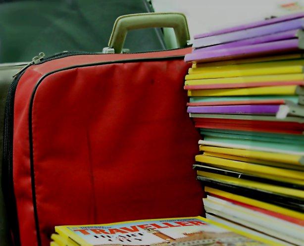 Shikha's Suitcase