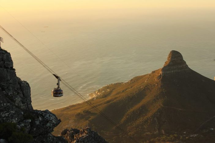 Cable Car Ride to Table Mountain