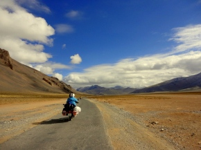 Manali to Leh by Bike