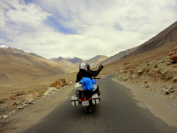 We did it - Manali to Leh on Bike