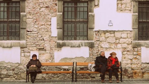 Budapest - Locals