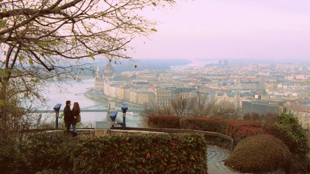 Budapest landscpae