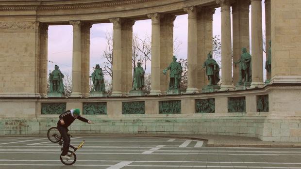 Budapest - People