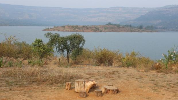 Lake side, Kamshet
